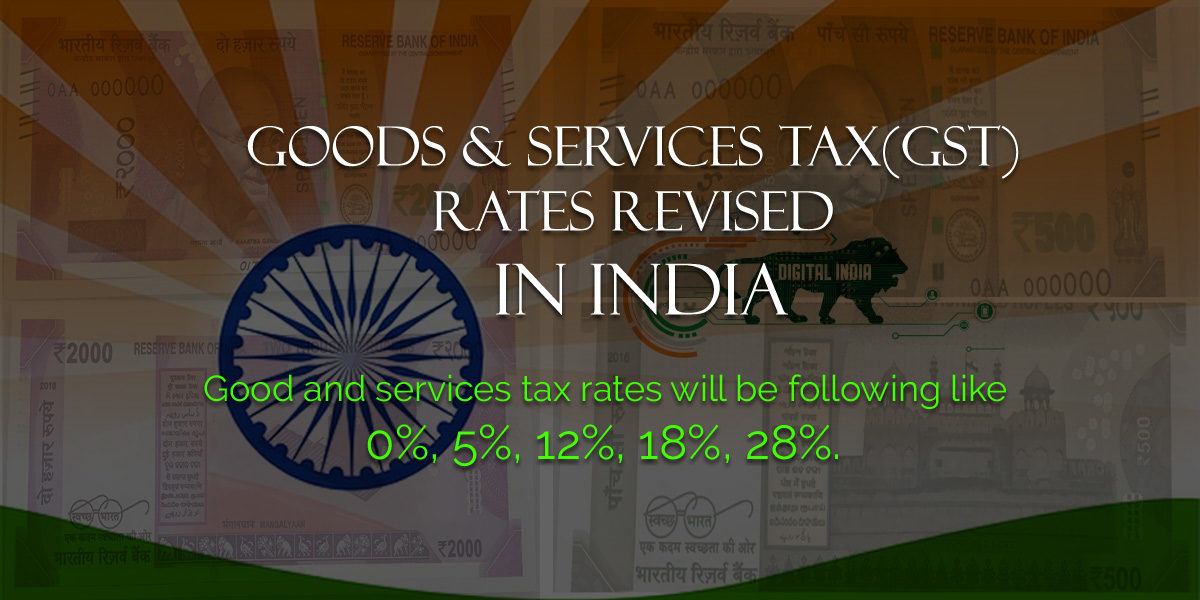 Goods & Services Tax (GST) is an indirect tax all over India