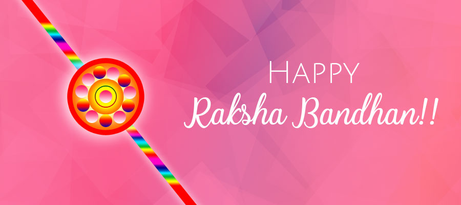 Happy Raksha Bandhan!!